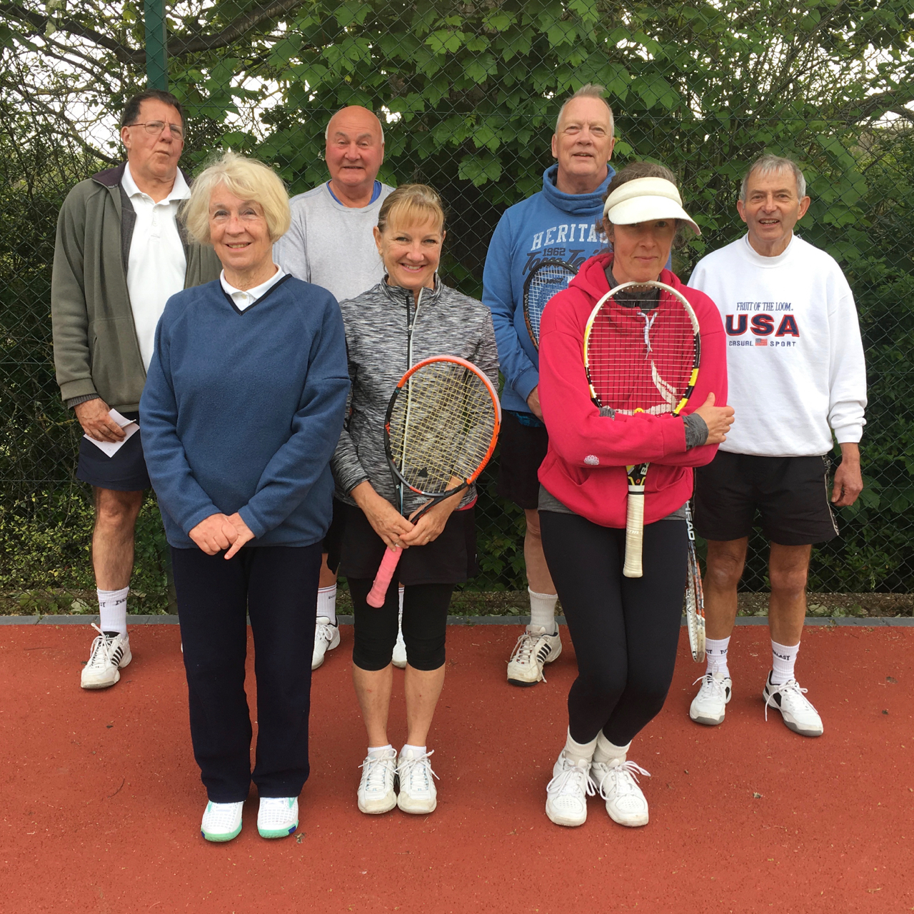 Photo of Rookery Tennis Club