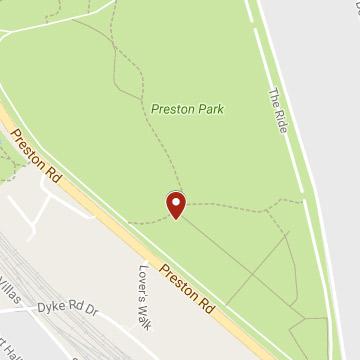 Map of Park Avenue Tennis Club Tennis Club